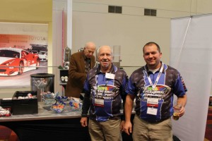 Sponsoring Break Time at The Race Track Business Conference at PRI