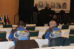 Supporting The Race Track Business Conference at PRI